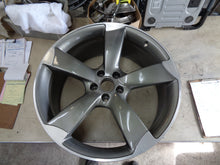 Load image into Gallery viewer, ALY58898U35 Audi S7, S8 Wheel Grey Machined #4H0601025AC