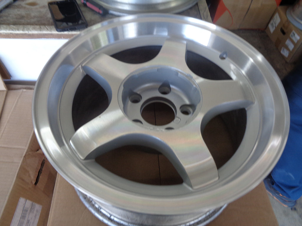 ALY5026 Chevrolet Impala Wheel Silver Machined #12360496
