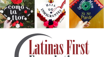 Drink or gift this custom labeled wine and support Latinas First