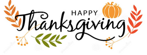 Latinas First Foundation - Scholarship Applications and Happy Thanksgiving