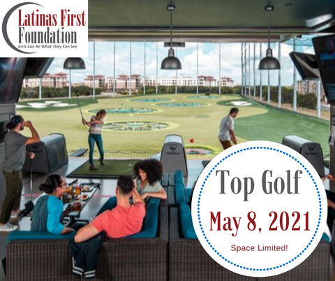 People playing topgolf. Top golf fundraiser May 8 in Thornton. Sponsorships available.