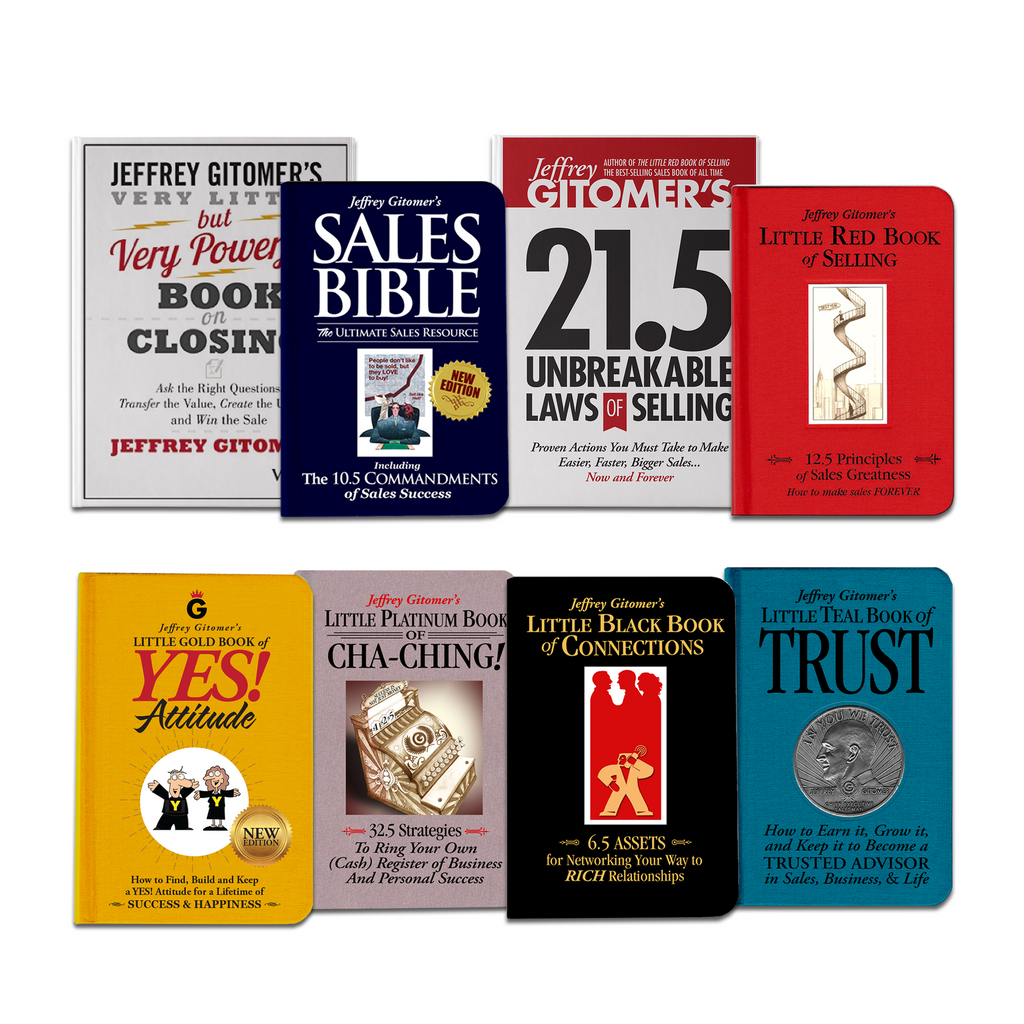 8 Book Bundle
