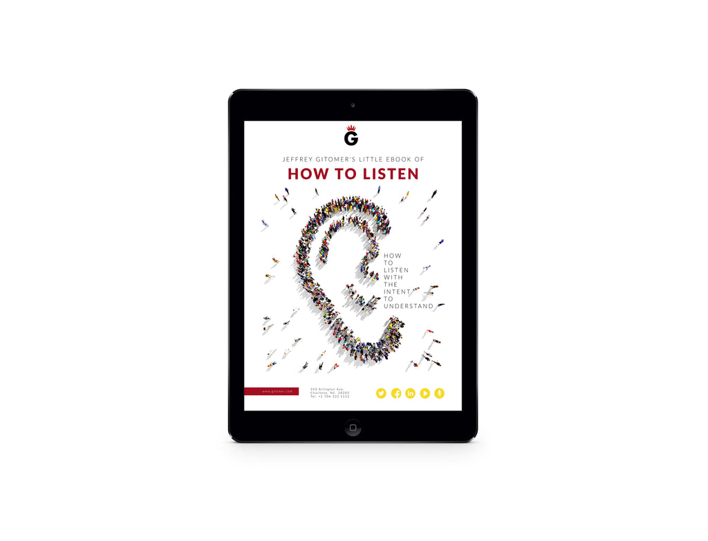 eBook: How To Listen
