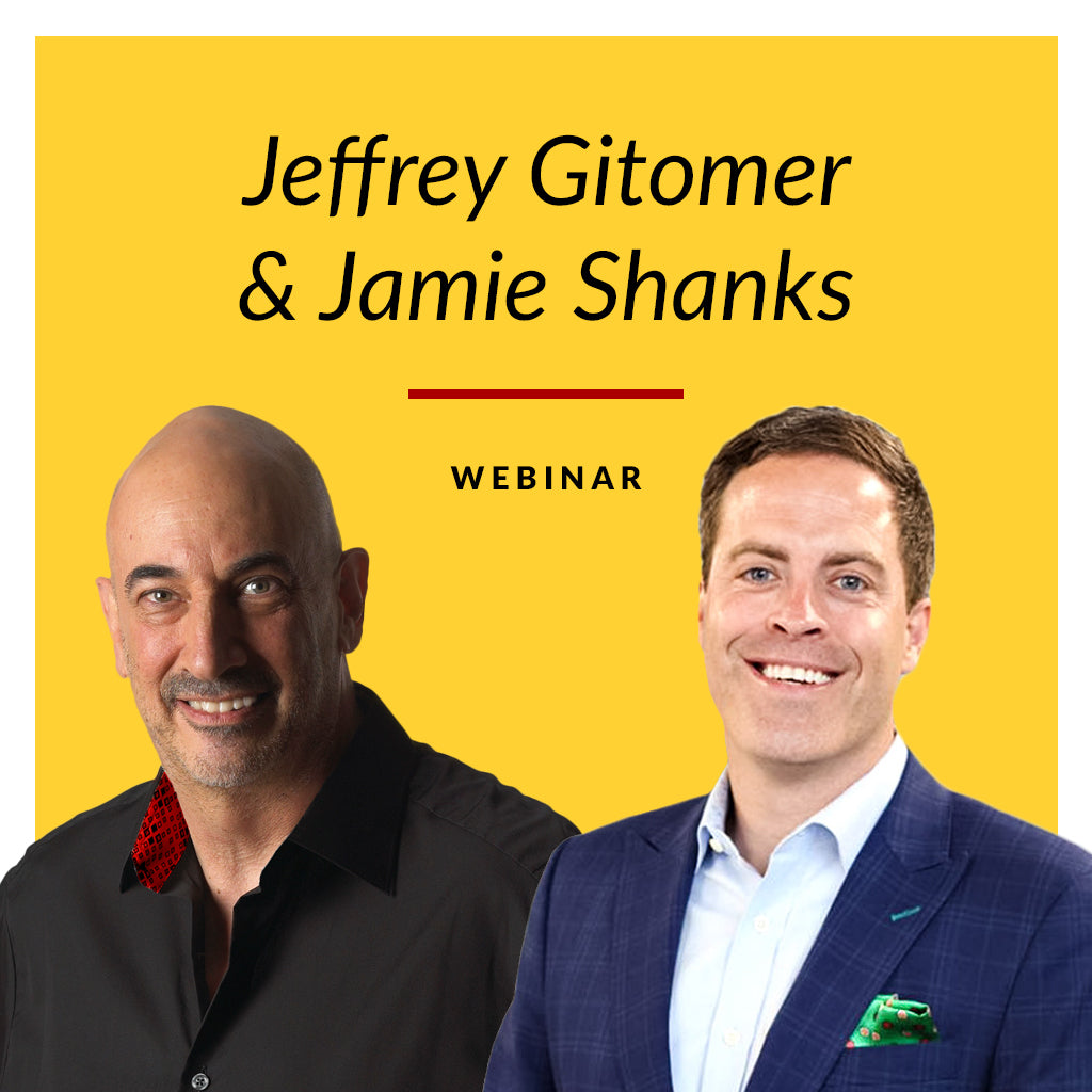 Webinar with Gitomer and Shanks