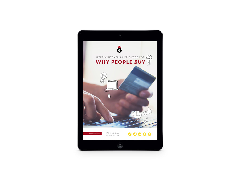 eBook: Buying Motives - Why People Buy