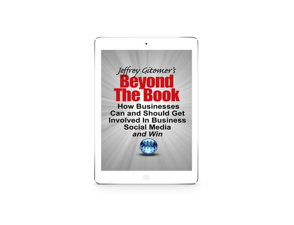 eBook: Beyond the Book - Social Selling in the real world.