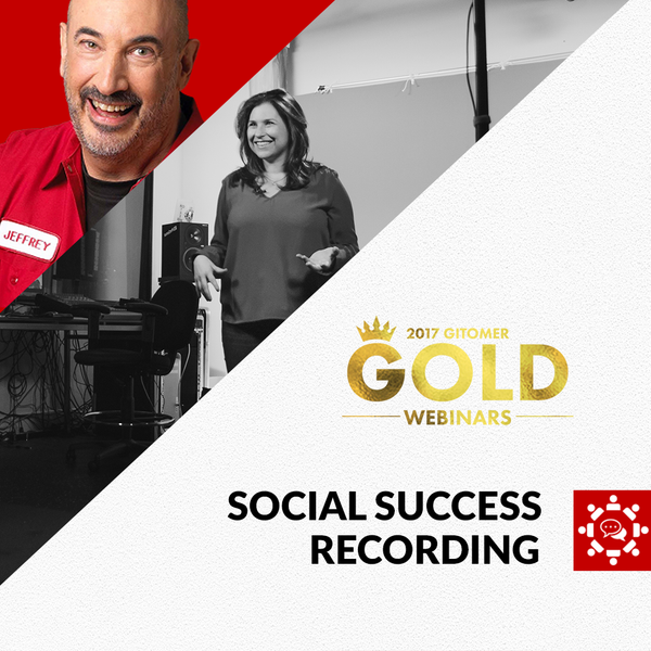Social Success Webinar Recording 2017