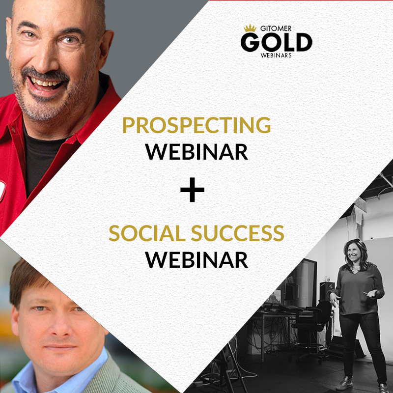 Social Success and Prospecting Mastery Webinar