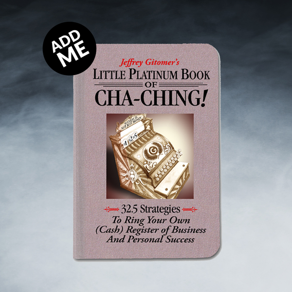 The Little Platinum Book of Cha-Ching (Autographed) Treat