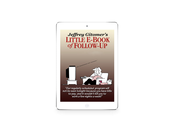 eBook: Follow-Up and Follow-Through