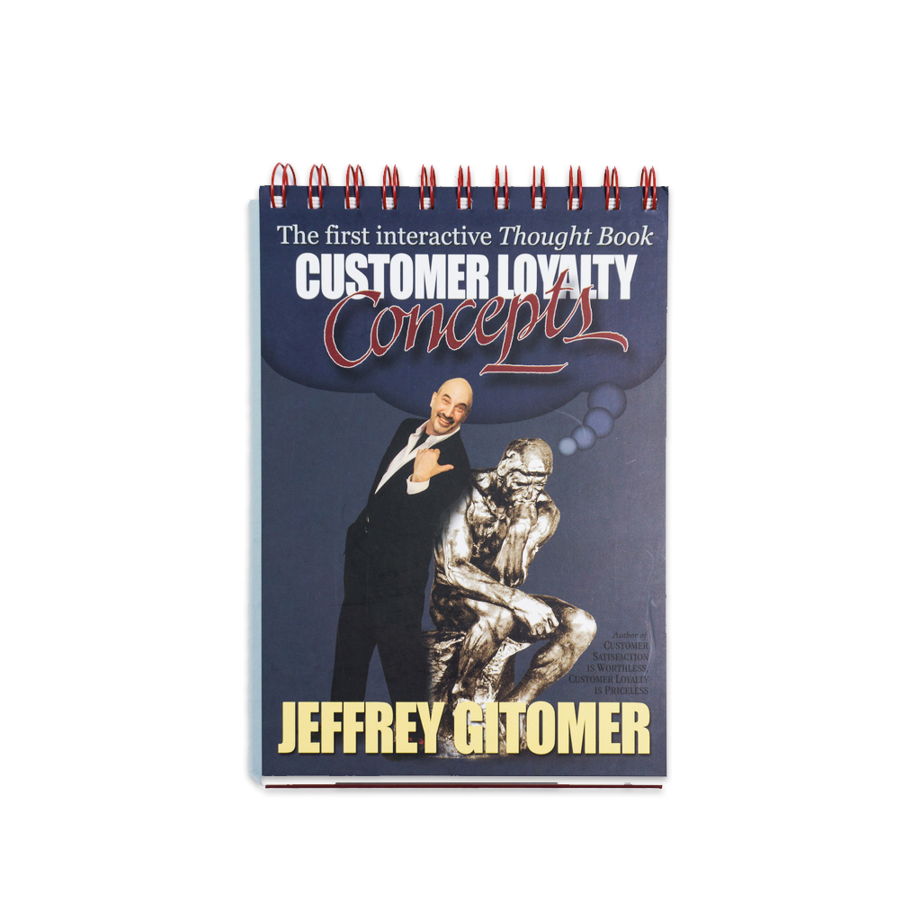 Customer Loyalty Concepts - AUTOGRAPHED