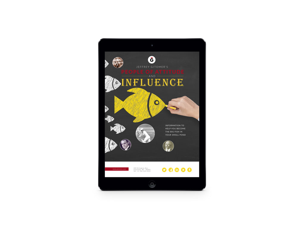 eBook: People of Attitude and Influence