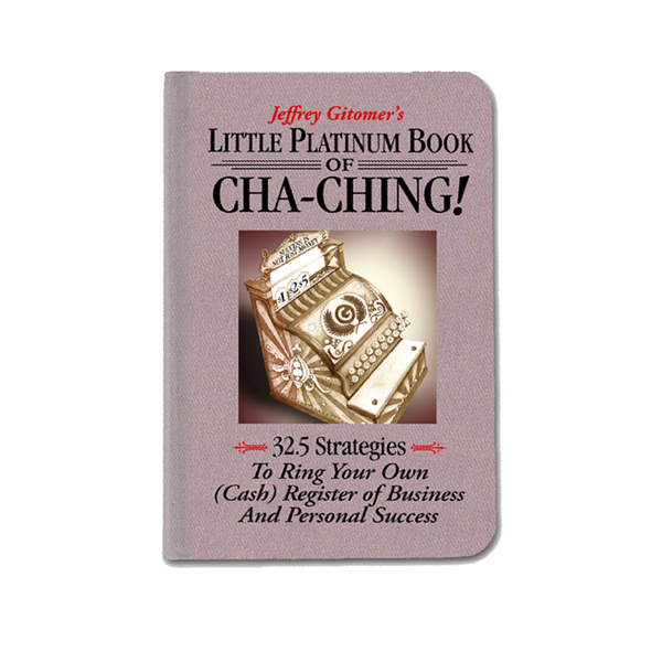 The Little Platinum Book of Cha-Ching - AUTOGRAPHED
