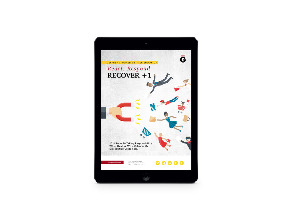 eBook: How to React, Respond, Recover +1