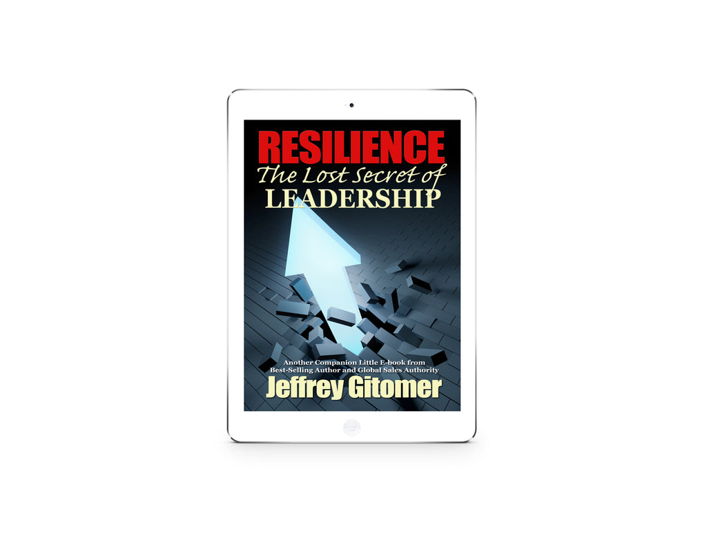 eBook: Resilience - The Lost Secret of Leadership