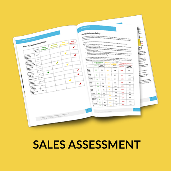 Sales Assessment - 24 Hour Special
