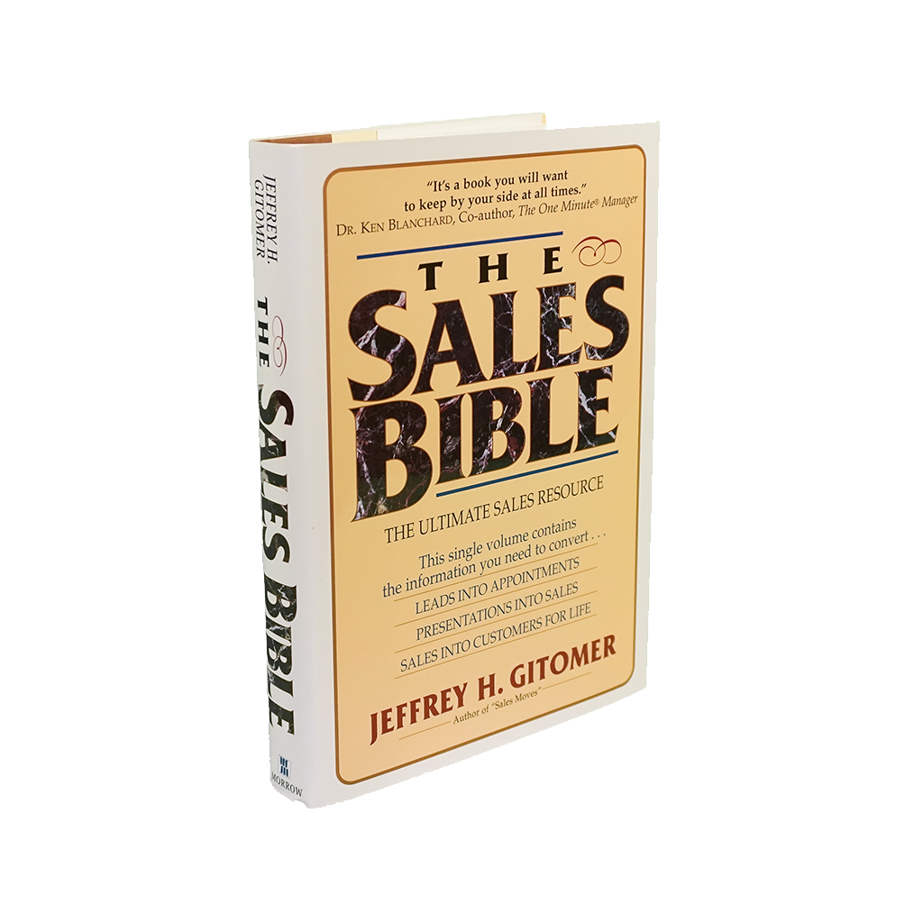 First Edition Sales Bible:  Autographed Collector's Item