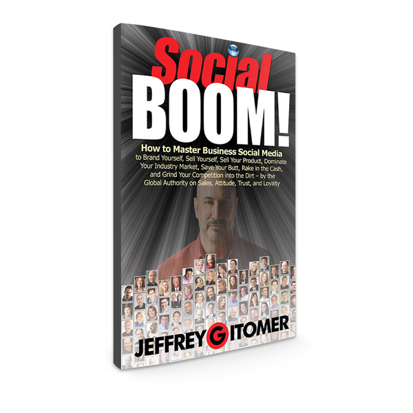 Social BOOM! How to Master Business Social Media - AUTOGRAPHED
