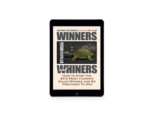 eBook: Winners and Whiners