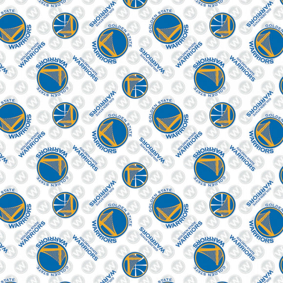Golden State Warriors-Camelot Fabrics-Fat Quarter