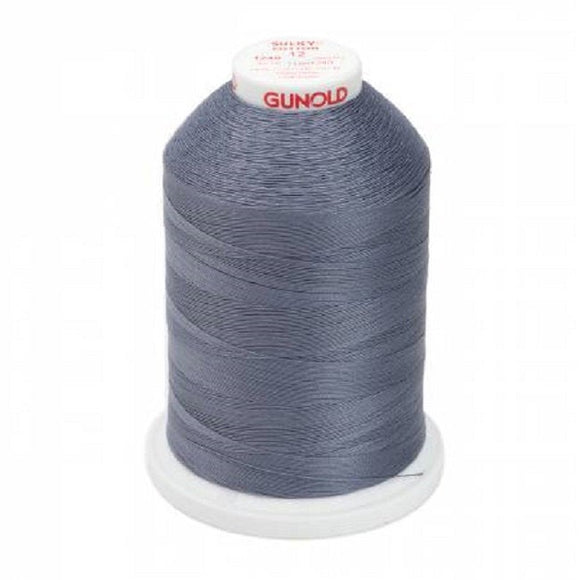 Sulky Cotton 30 Weight-3,200 Yards-Color-Smoky Grey