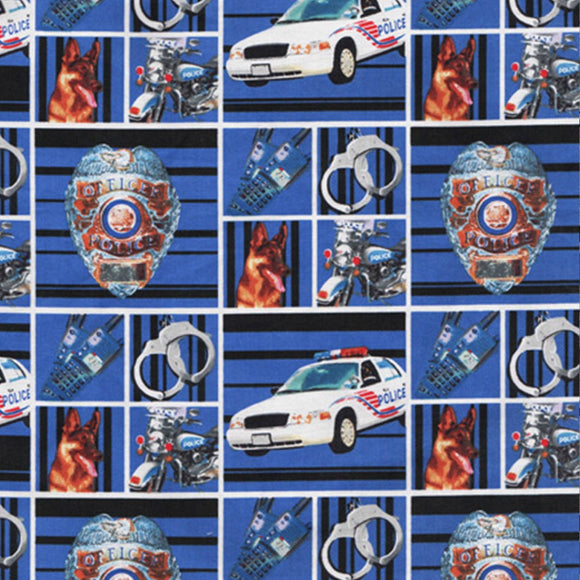 Police Department Collage-Sykel Enterprises-BTY