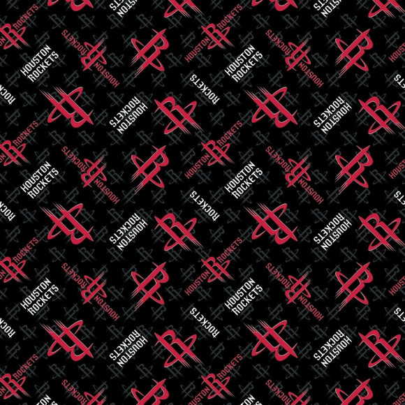 Houston Rockets-Camelot Cottons-Fat Quarter