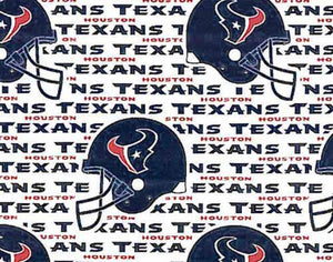 "Houston Texans-60"" Wide-Fabric Traditions-BTY"