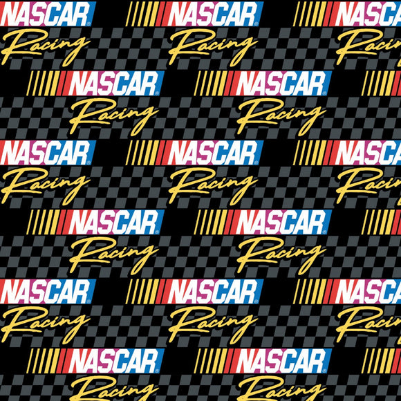 Nascar Racing-Camelot Fabrics-Fat Quarter