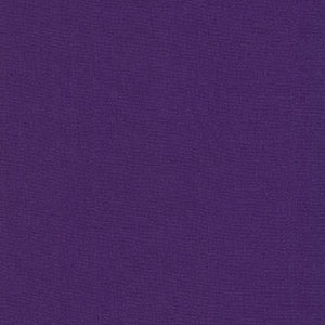 "Kona Cotton ""Purple""-Robert Kaufman-BTY"