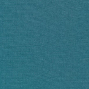 "Kona Cotton ""Teal Blue""-Robert Kaufman-BTY"