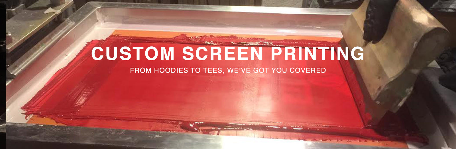 SF Screen Printing