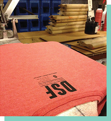 Screen Printing Special by DSF