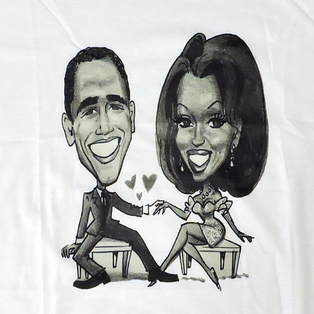 Mr. & Mrs. Obama T-Shirt