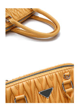 Load image into Gallery viewer, Quilted Satchel 2 n 1