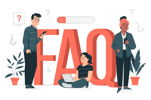FAQs Questions and Answers