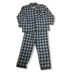 Load image into Gallery viewer, SERGIO LOUIS - Men's Two Piece 100% Cotton Flannel Pajamas