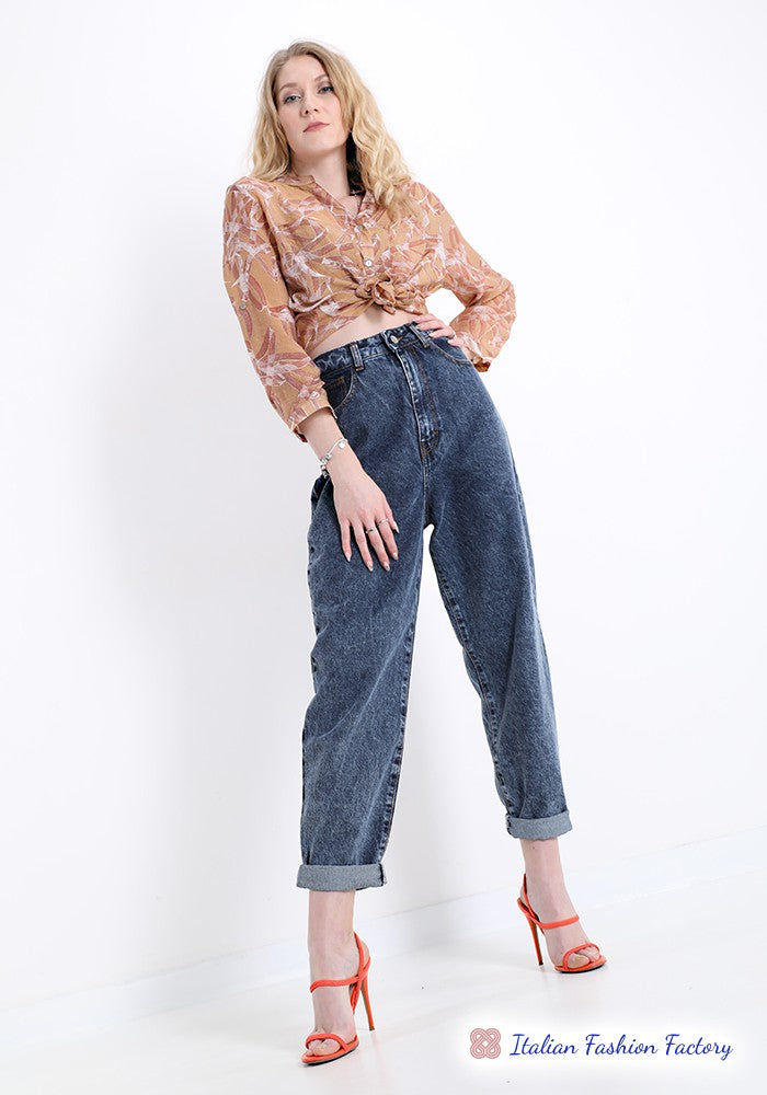 Jeans in Cotone