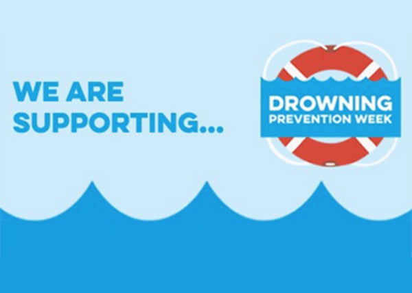 booicore are supporting RLSS UK's Drowning Prevention Week