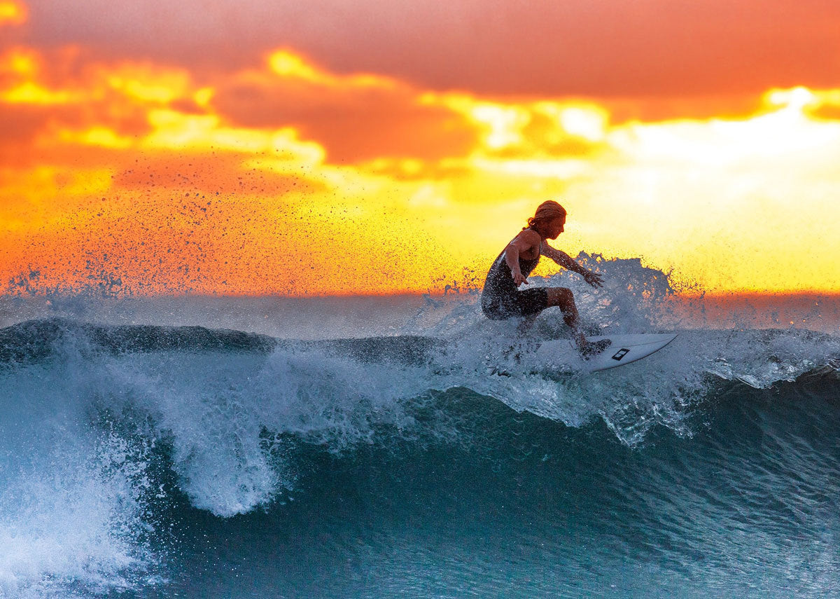 How surfing can help your mental health