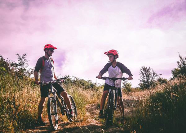 How to introduce your kids to mountain biking