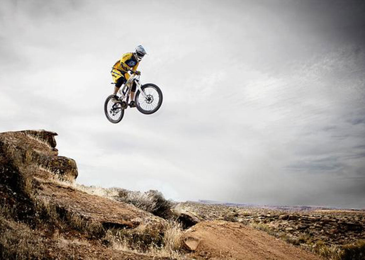Signs You Are Addicted To Mountain Biking