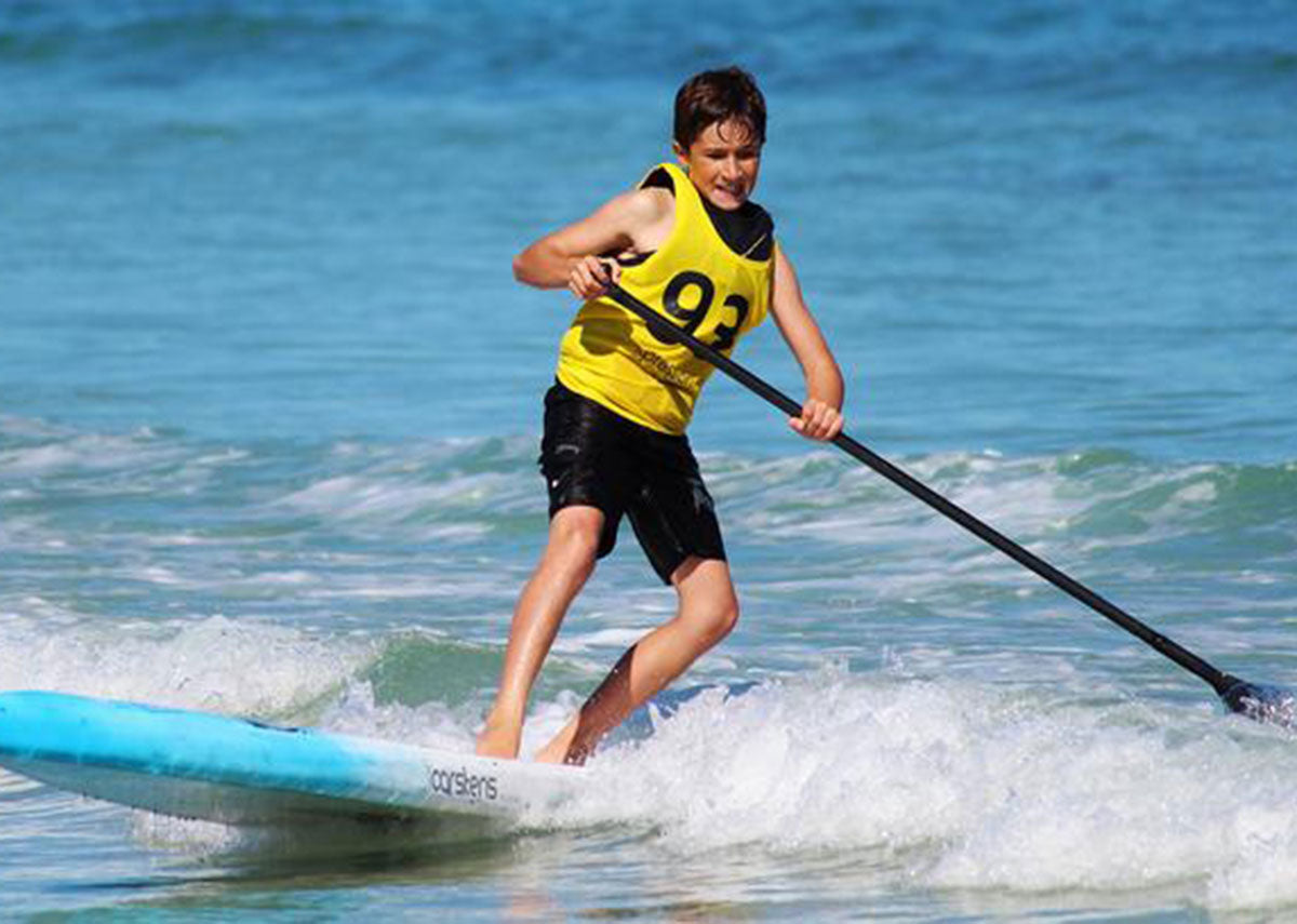 Sport in Focus: Paddle Surfing