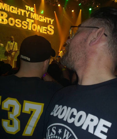 the booicore t-shirt
