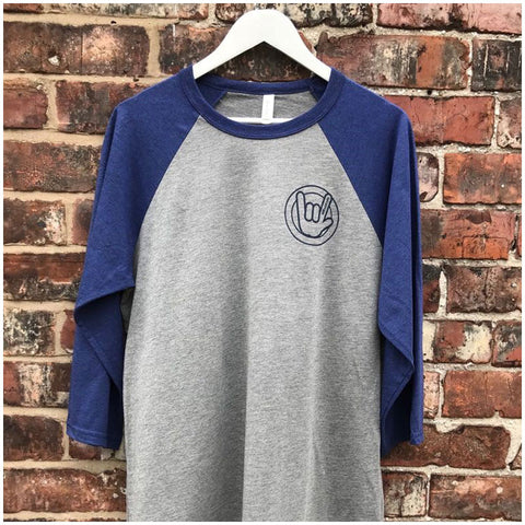 The booicore Baseball Tee