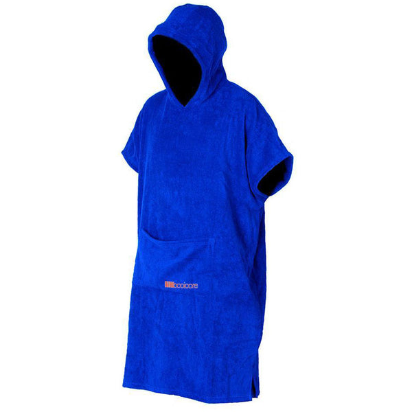 "The booicore ""Midi"" Outdoor Changing Towel Robe - Royal Blue"