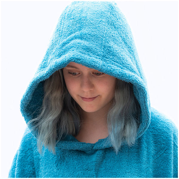 The booicore Changing Robe - Turquoise