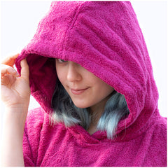 The booicore Changing Robe - Hot Pink