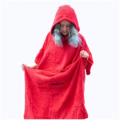 The booicore Changing Robe - Satanic Red