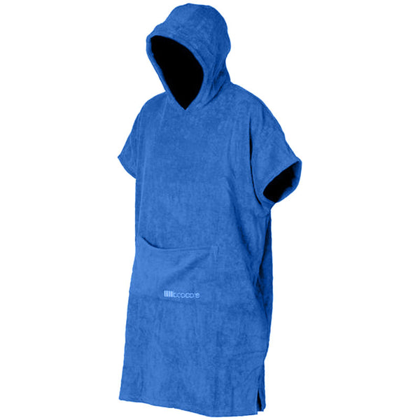 The booicore Outdoor Changing Towel Robe - Royal Blue